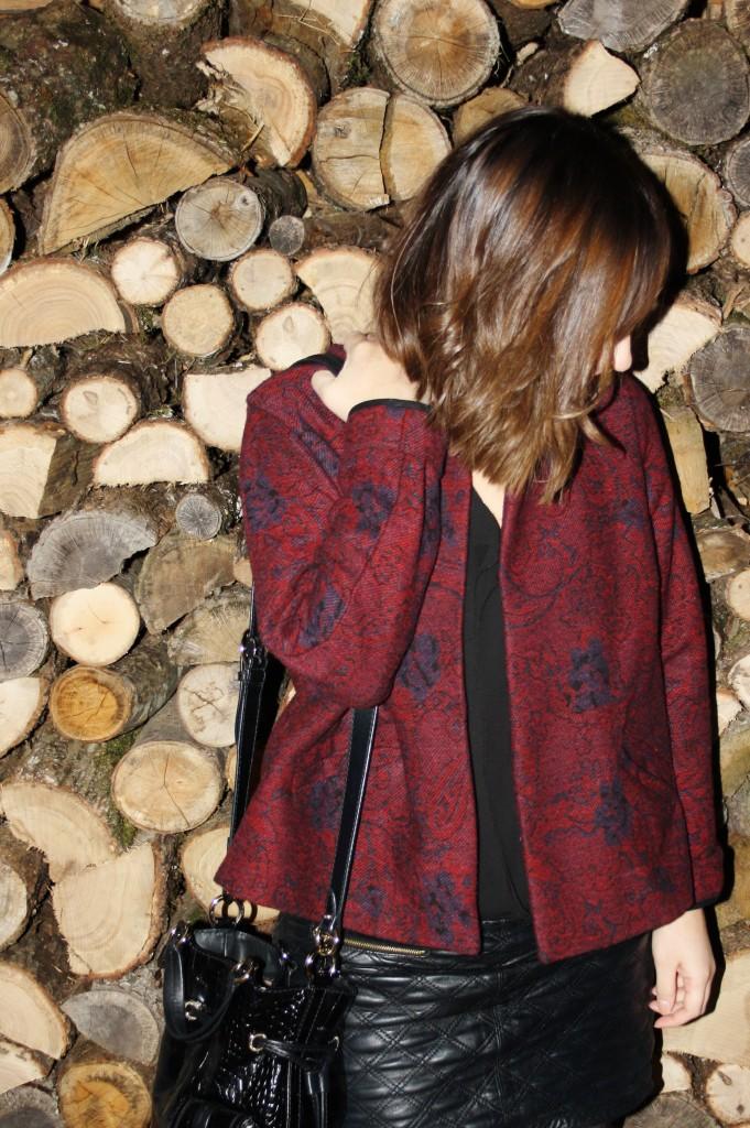 Huguette Paillettes - Couture - Veste