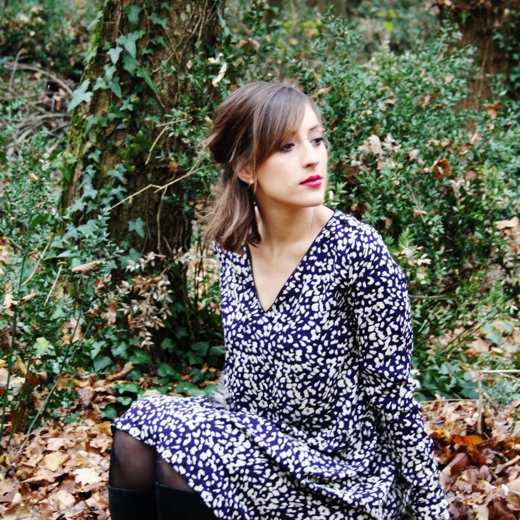 Huguette Paillettes - Couture - Robe