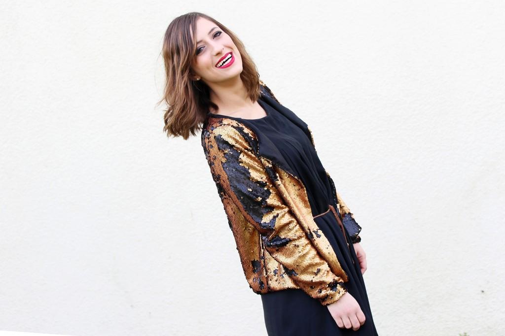 Huguette Paillettes - Couture - Veste - Sequins (5)