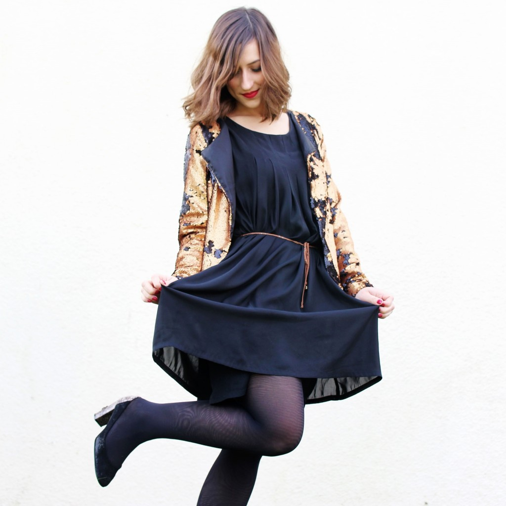 Huguette Paillettes - Couture - Veste - Sequins (8)