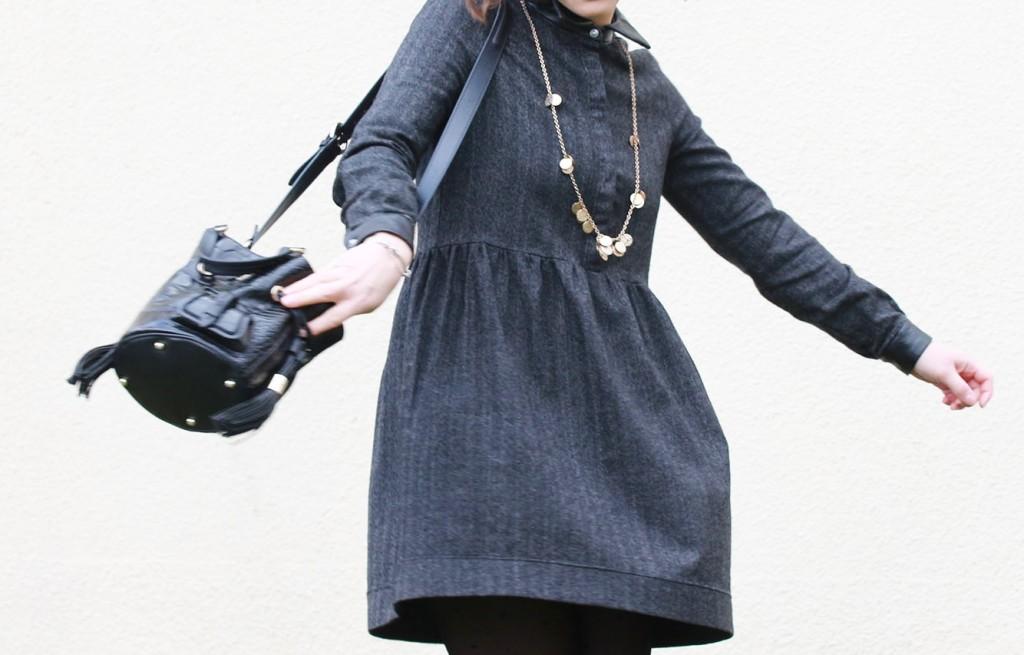 Huguette Paillettes - Couture - Margot en robe (13)