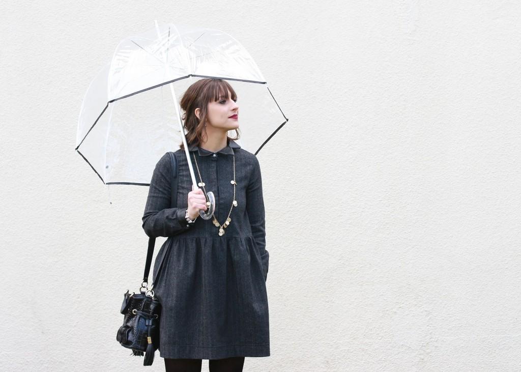 Huguette Paillettes - Couture - Margot en robe (4)