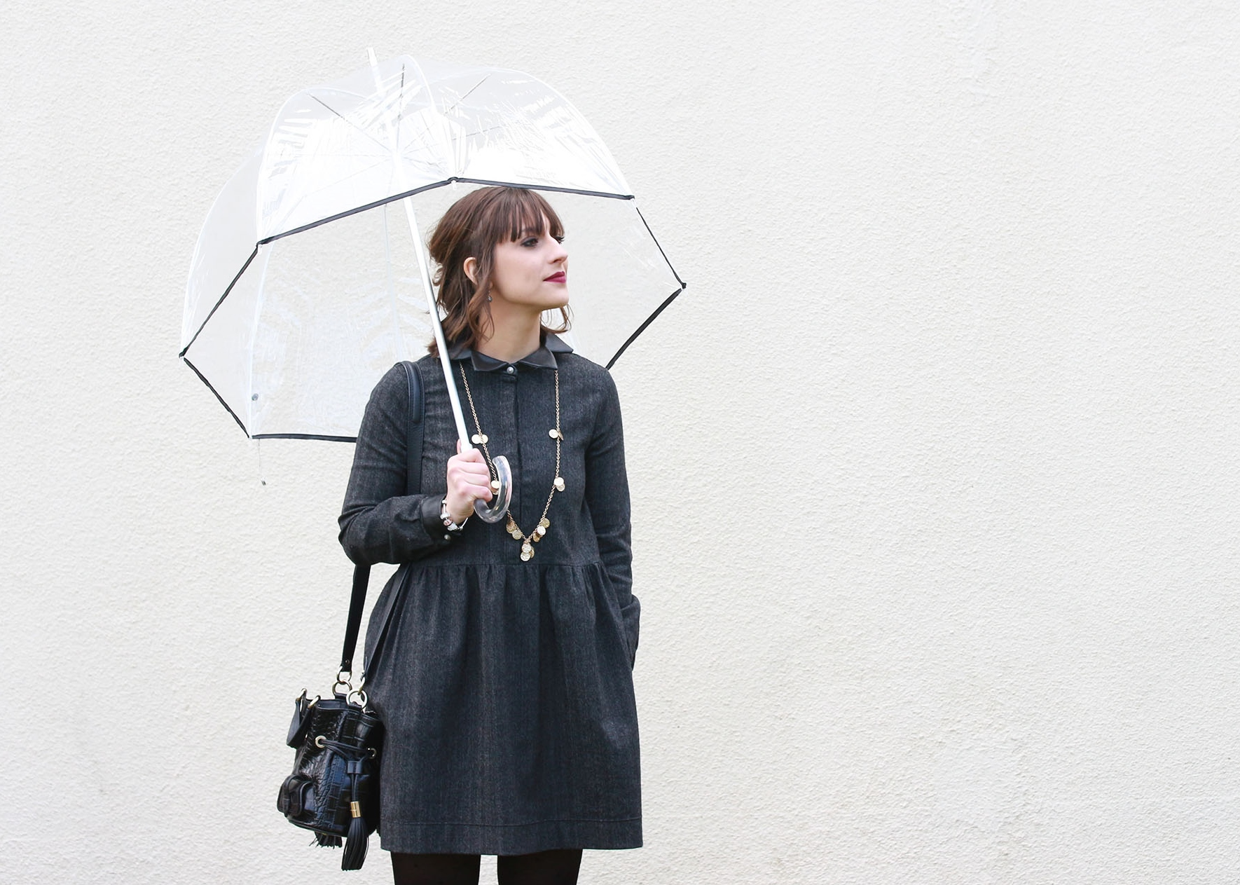 bb575b0890ba Huguette Paillettes - Couture - Margot en robe (4) - Huguette ...