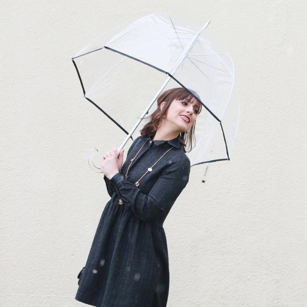 Huguette Paillettes - Couture - Margot en robe