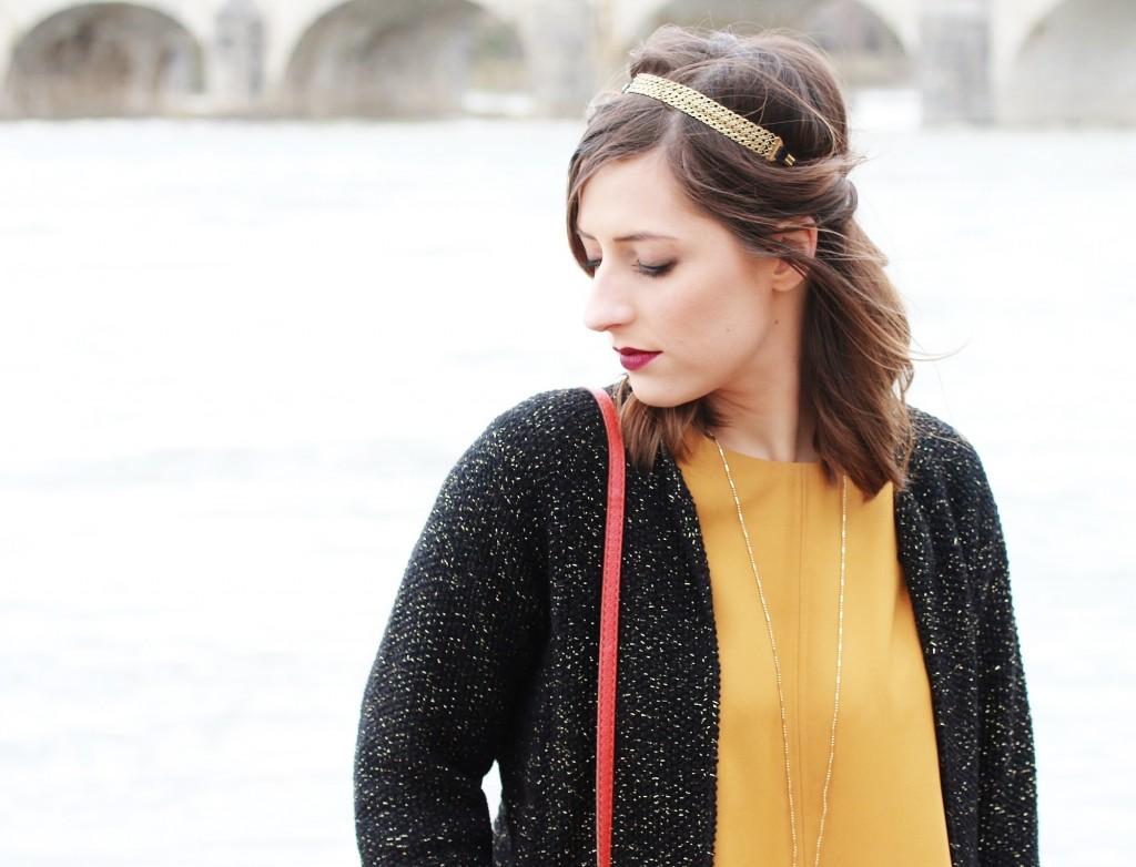 Huguette Paillettes - Tricot - Gilet Albertine (17)