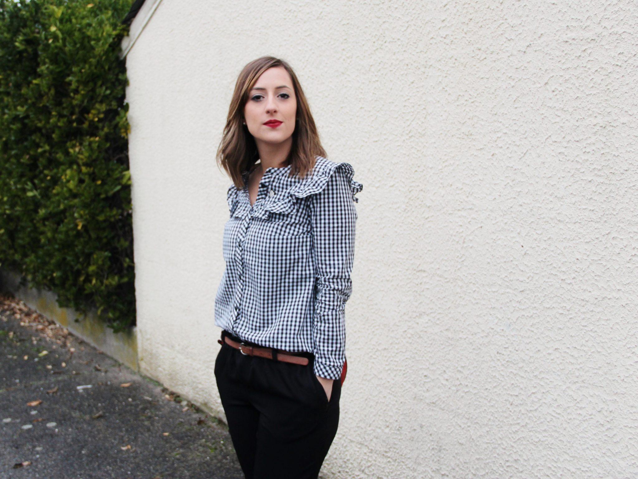 0319f3c8b7f8 Huguette Paillettes - Couture - RDC - Suzon Vichy (3) - Huguette ...