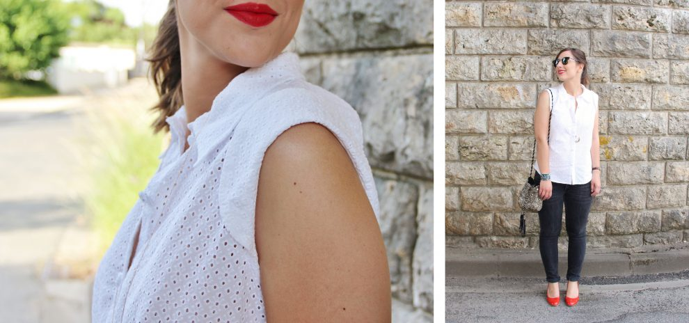 Huguette Paillettes - Couture - Lara Sanner Slat & pepper broderie anglaise
