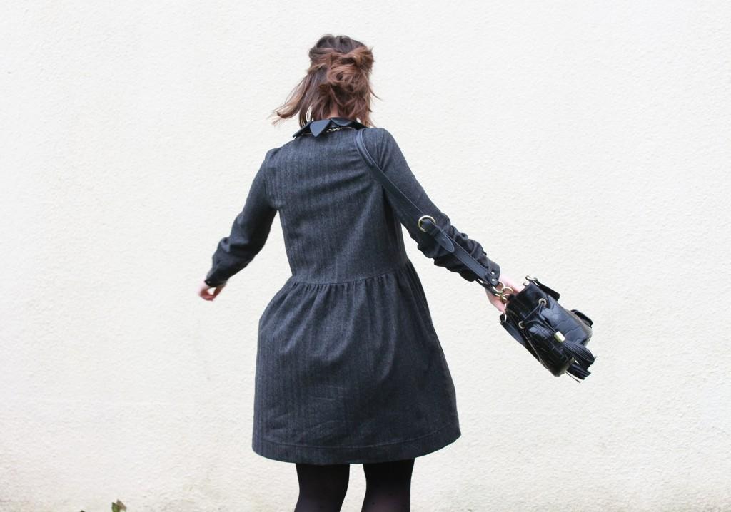 Huguette Paillettes - Couture - Margot en robe (12)