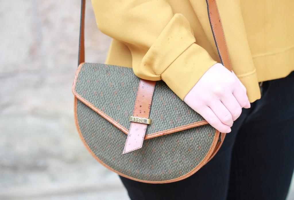 Huguette Paillettes - Couture - Top Jaune (12)