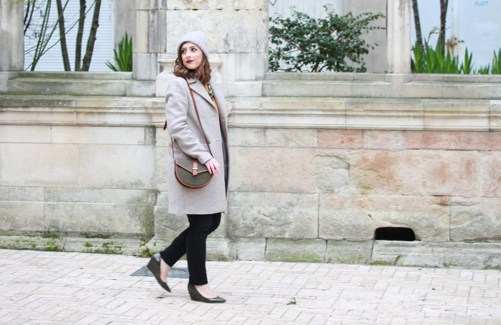 Huguette Paillettes - Couture - Top Jaune (2)