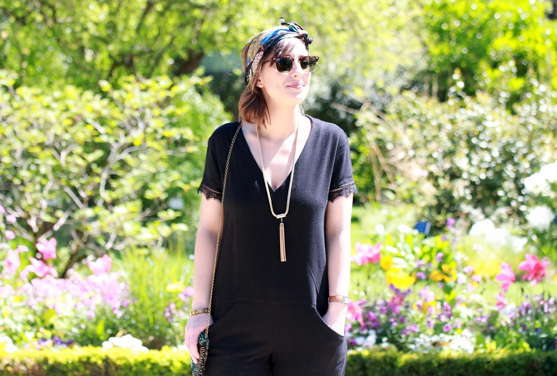 Huguette Paillettes - Couture - Combi Petra