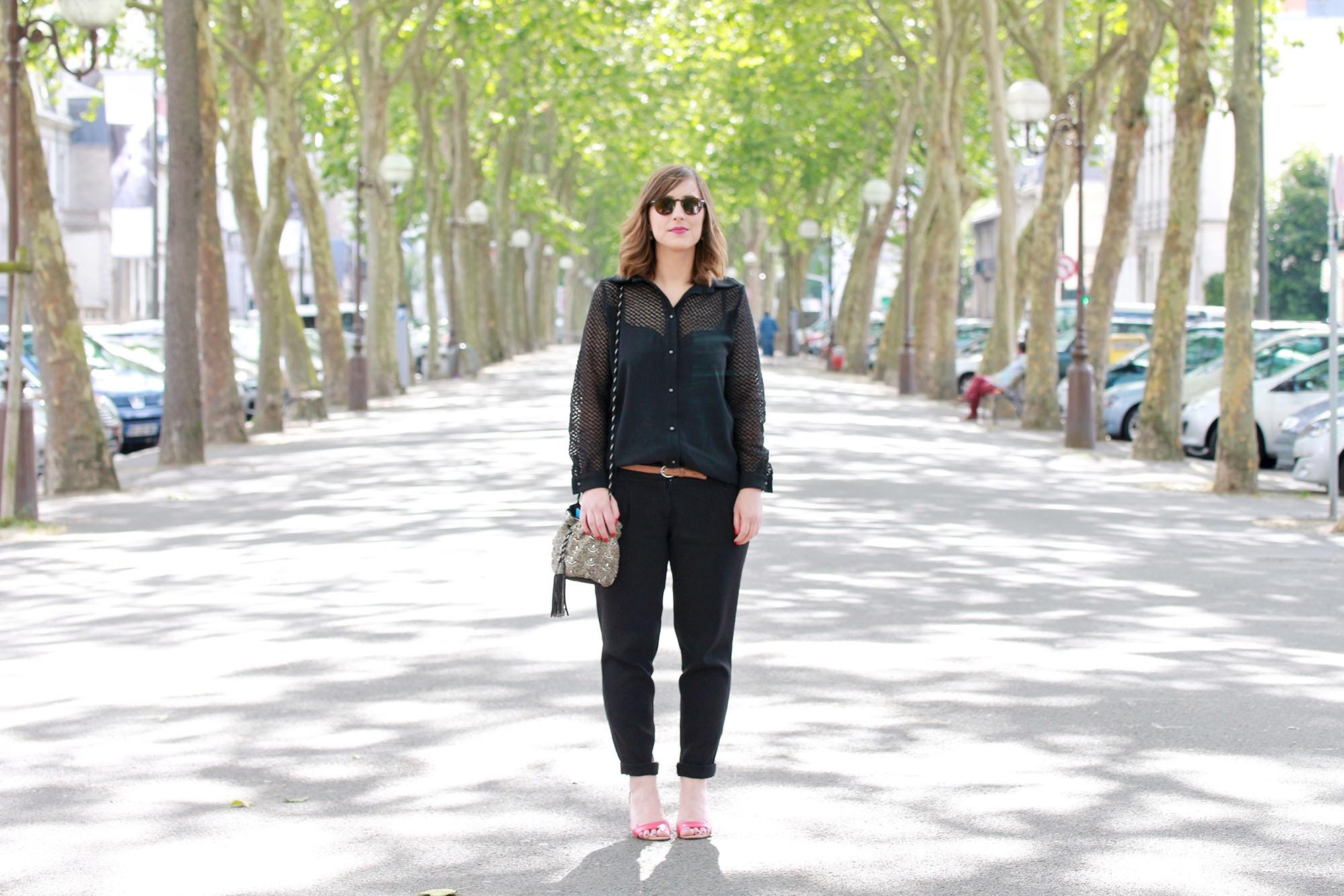 Huguette Paillettes - Couture - Chemise Jolaine
