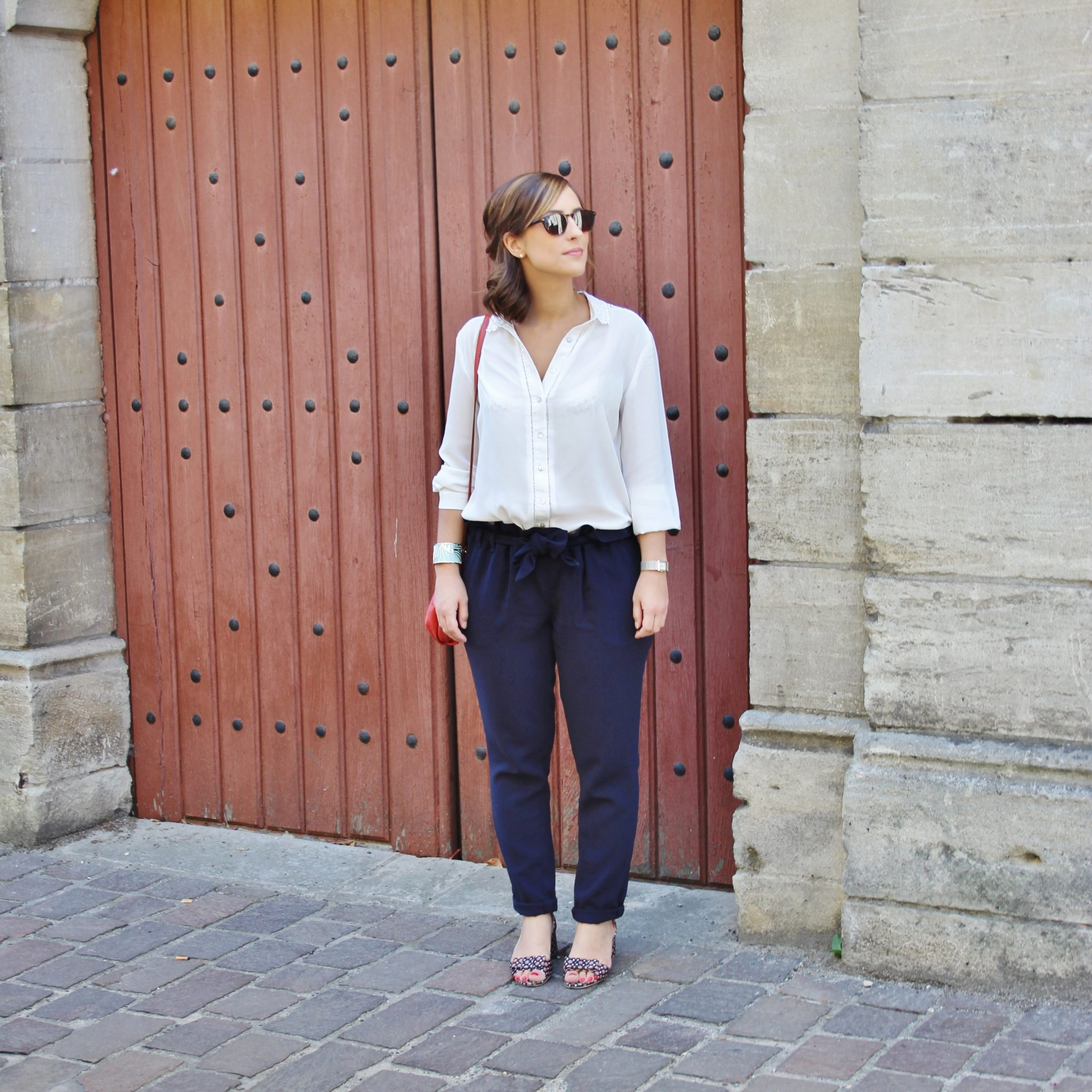 Huguette Paillettes - Couture - Pantalon