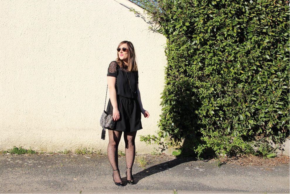 Huguette Paillettes - Couture Facile Deer and Doe Jupe Short Goji