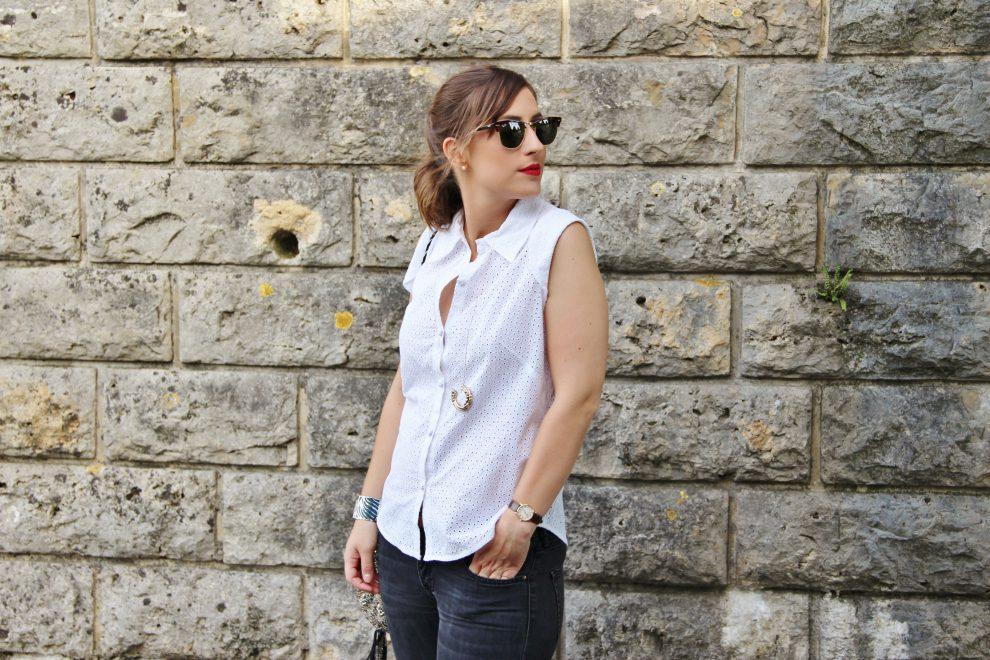 Huguette Paillettes - Couture - Lara Sanner Slat & pepper broderie anglaise